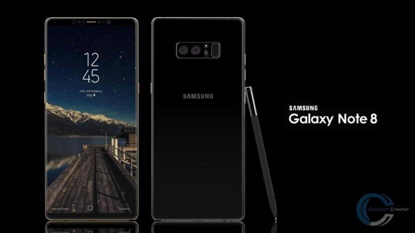 Galaxy Note 8 Appears Briefly On Samsung's Website Ahead Of WednesdayLaunch