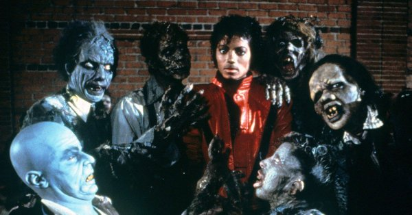 Michael Jackson's Thriller 3D To Recieve A Global Premiere At Venice Film Festival 2017